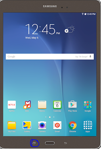 How to lock apps in Samsung Galaxy Tab S3