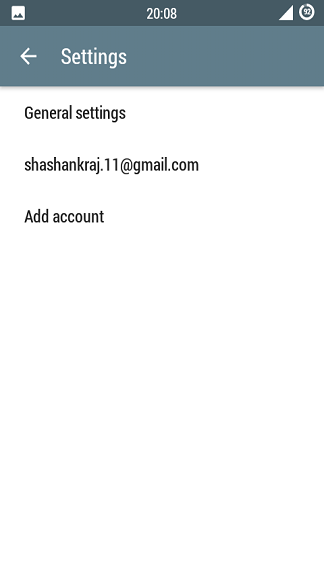 How to link email accounts