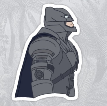 batman stickers for iphone