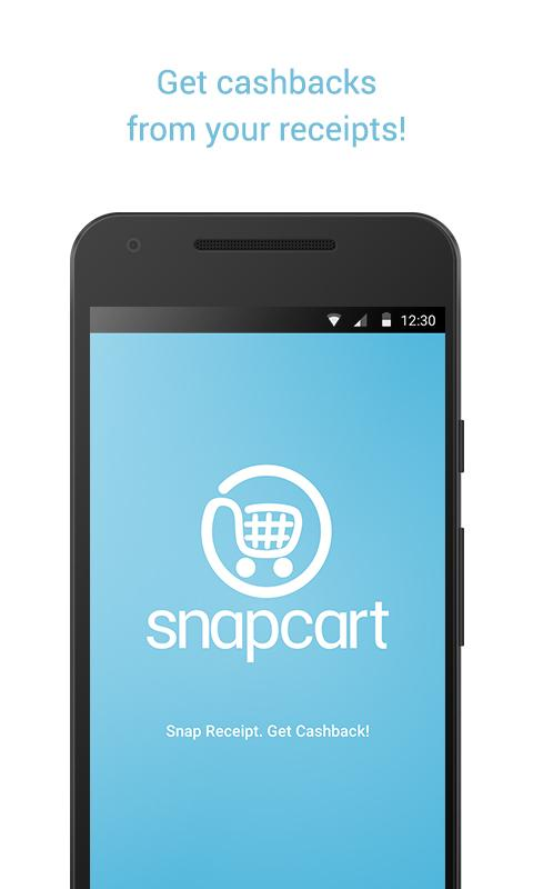How To Use Snapcart App