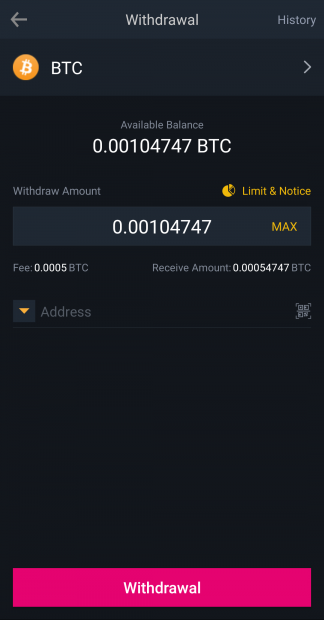 How To Use Binance app To Buy And Sell Bitcoins.