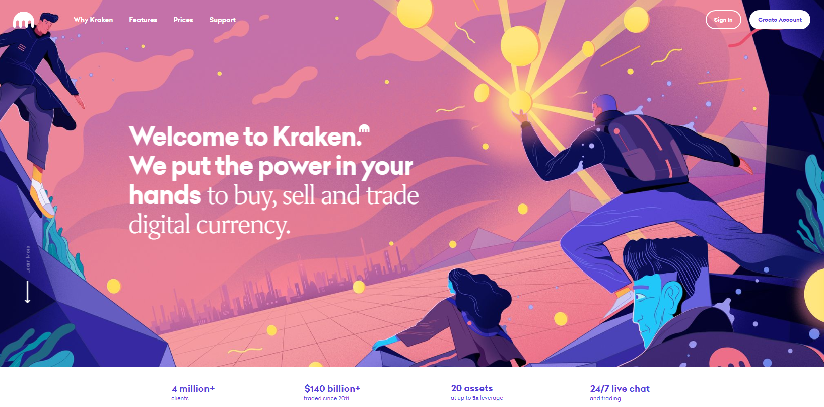 How To Use Kraken Crypto Exchange To Buy And Sell Bitcoins
