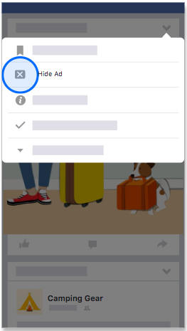 How to block political ads on Facebook