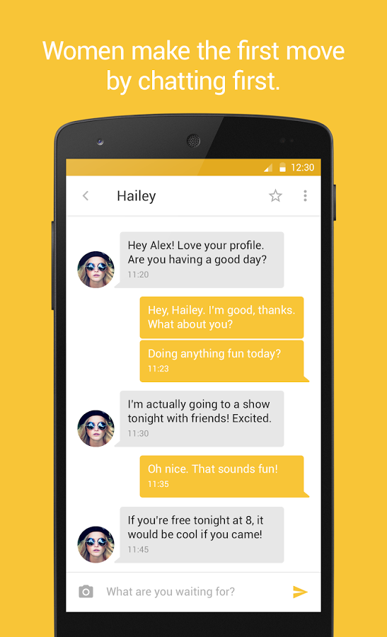 How does Bumble Work?