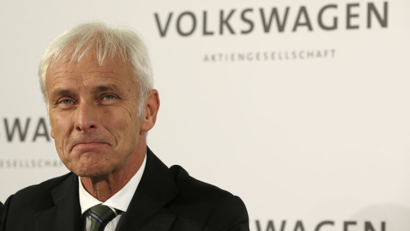 Volkswagen CEO Rains Down Fury On Tesla's Operations Style