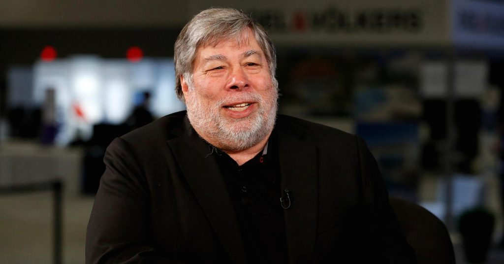 Apple Co-Founder Steve Wozniak: Tesla Has Deceived Us And Isn't Worth The Hype