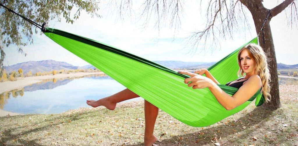 Car Accessories Double Camping Hammock