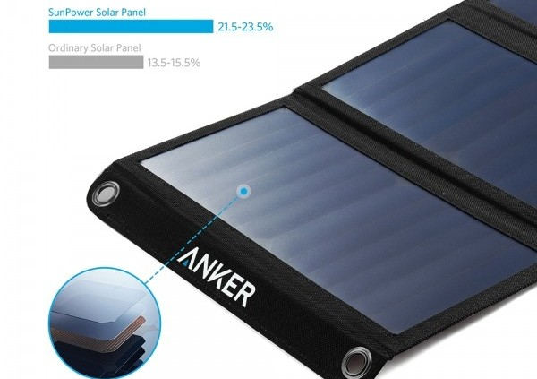 Car Accessories Dual USB Solar Charger