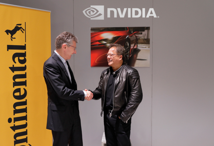 Continental Joins Hands With Nvidia For Its Full Scale Autonomous Vehicle Platform