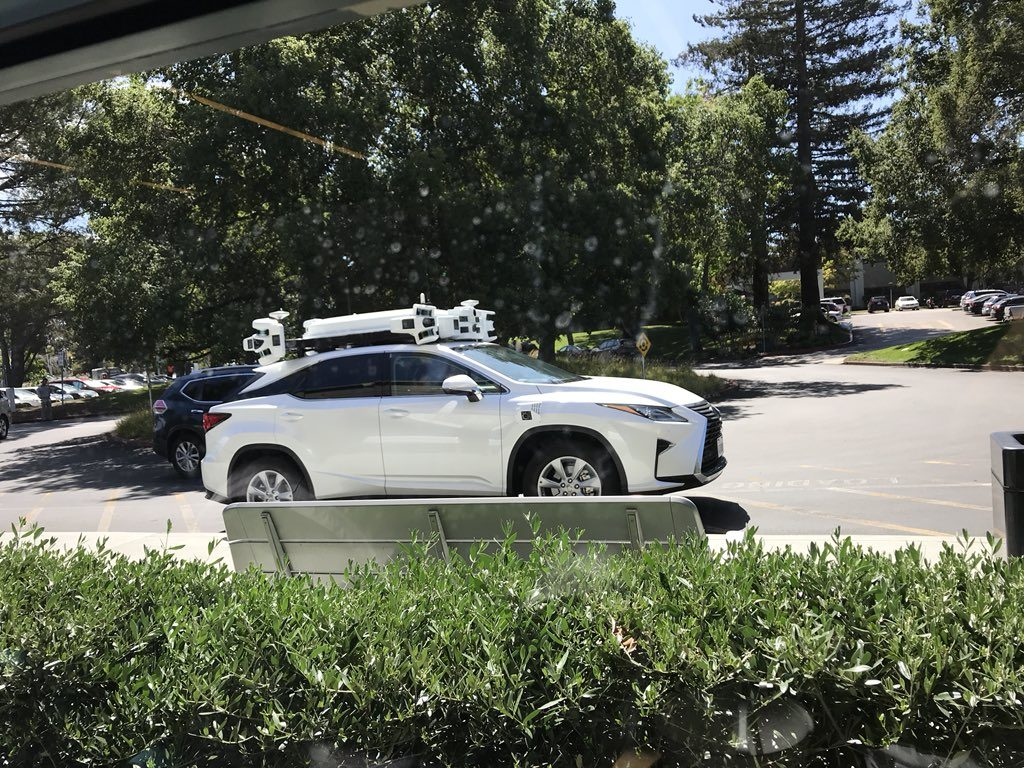 "Latest Update On Apple's Self Driving Project – ""Titan"""