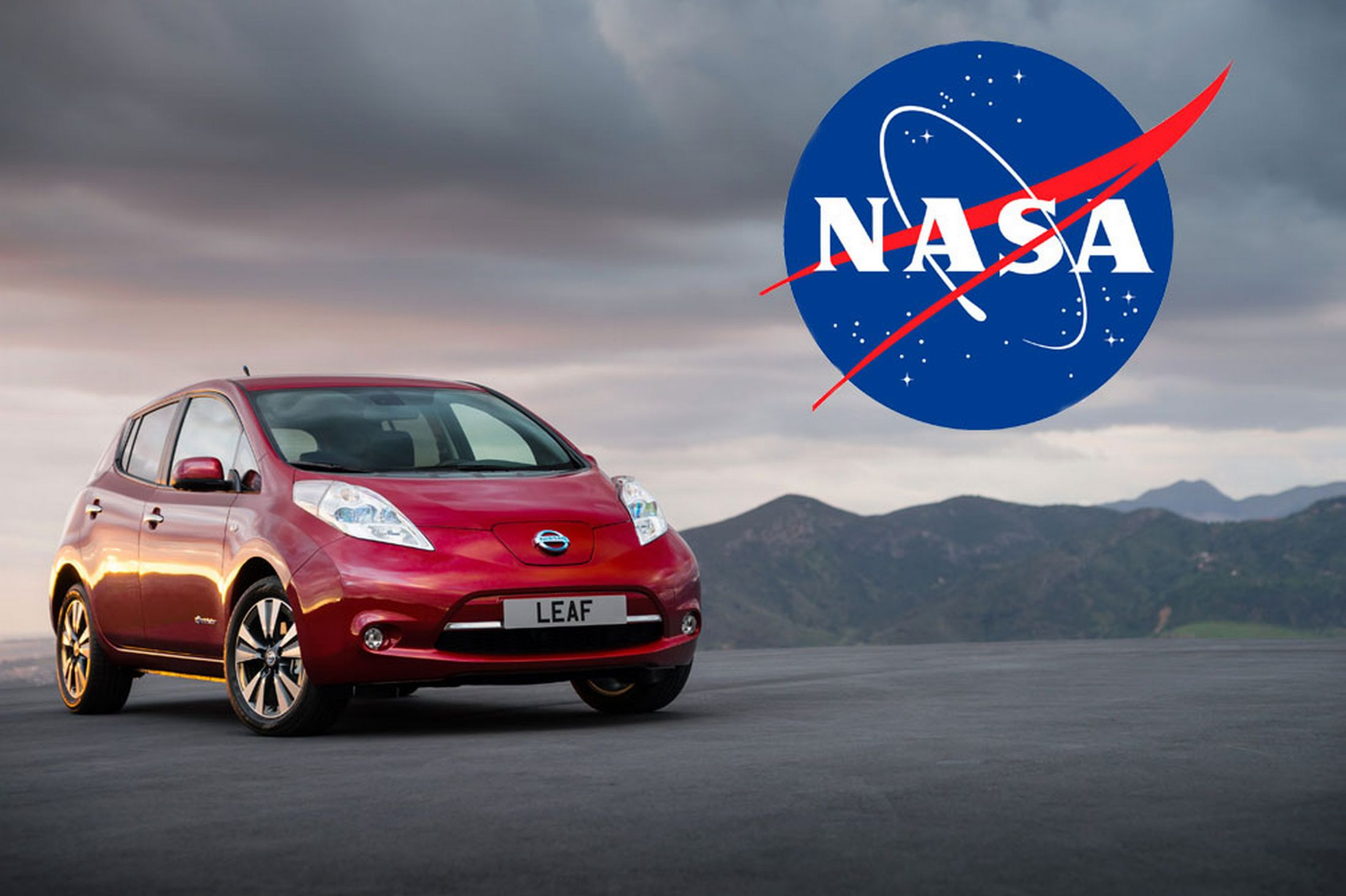 Nissan And NASA Extends Their Research Into Autonomous Mobility Services