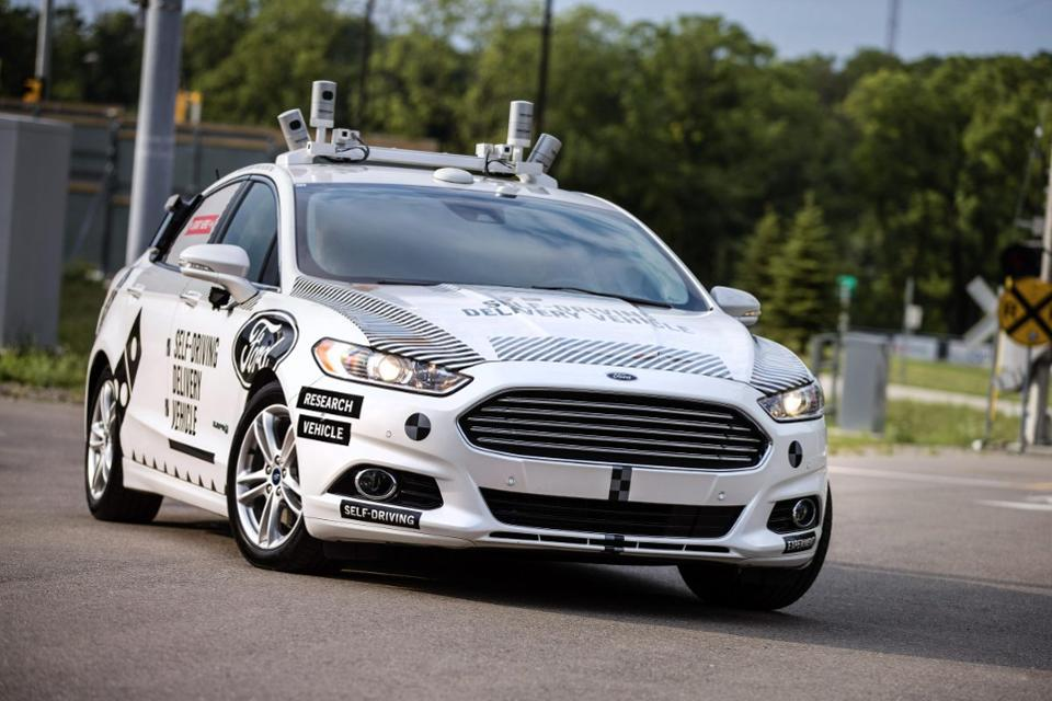 Ford Proposes To Begin A Market Test Of Autonomous Vehicles In 2018