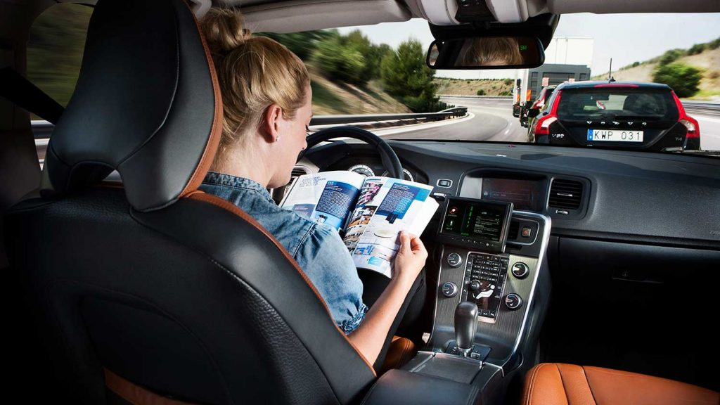Driverless Cars Might Be More Secure Than Expected