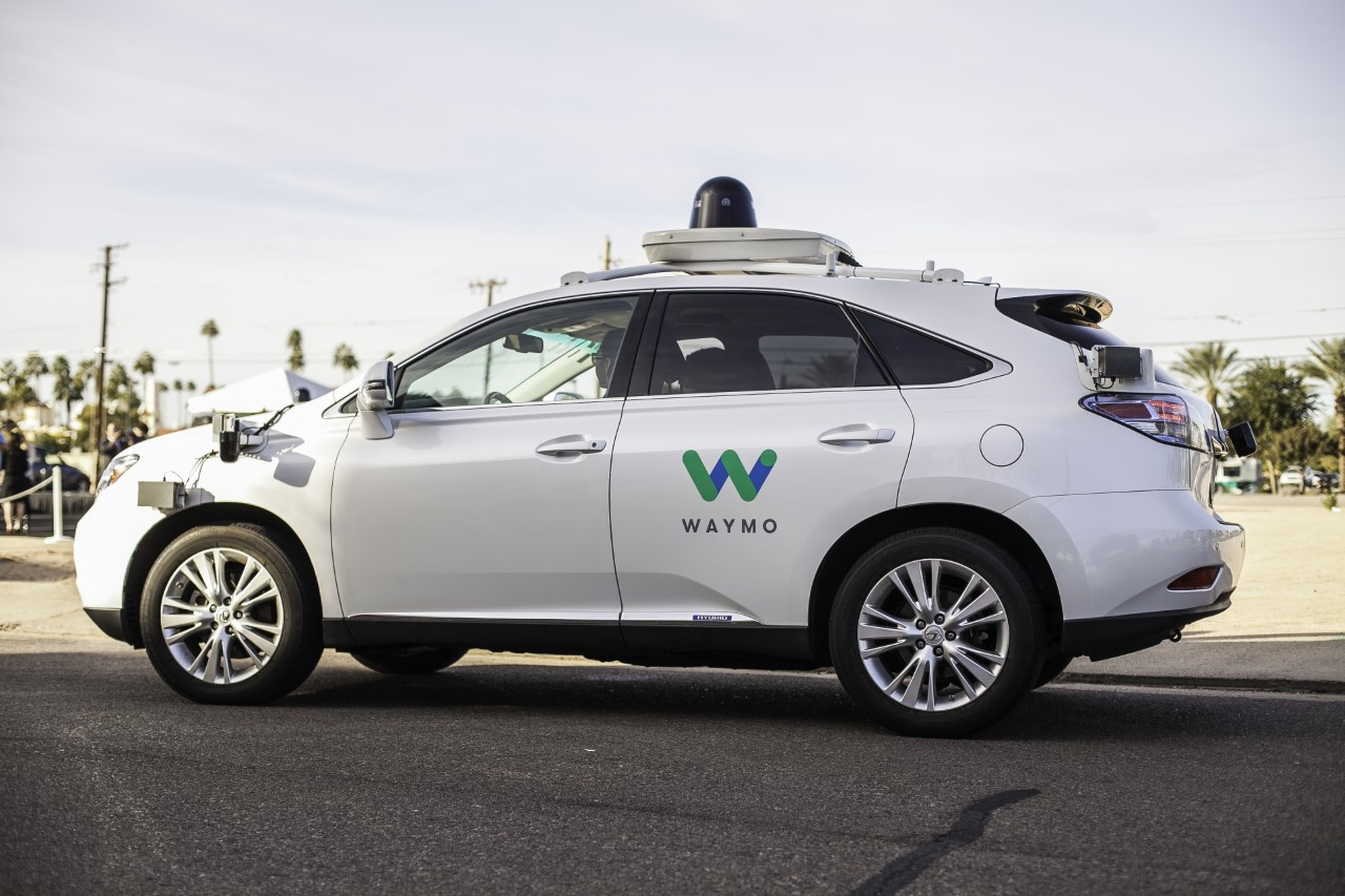 Google's Waymo Conducts Simulations with High-Resolution Models of Real Cities