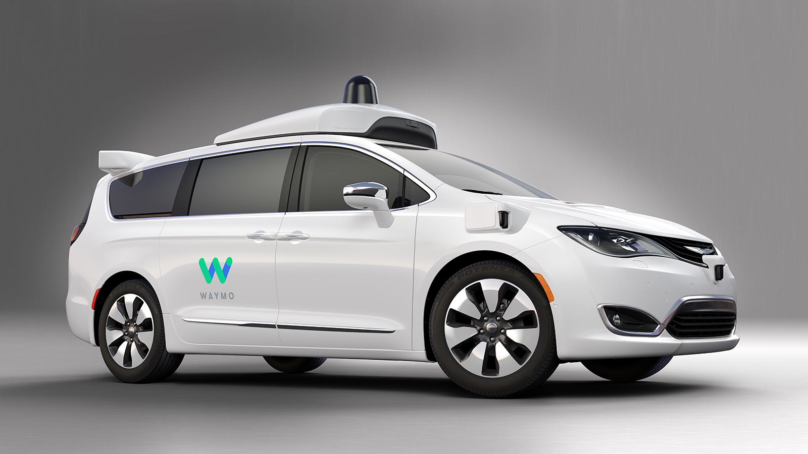 Fiat Chrysler To Sell Thousands Of Self-Driving Minivans To Waymo