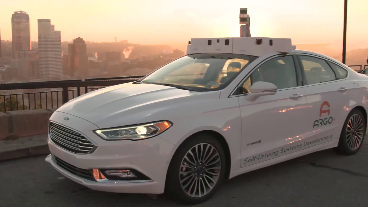 Argo AI Stacking Up Its Autonomous Cars Across The Pittsburgh Area