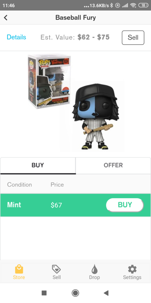 How to buy/sell funko pops on Whatnot app?