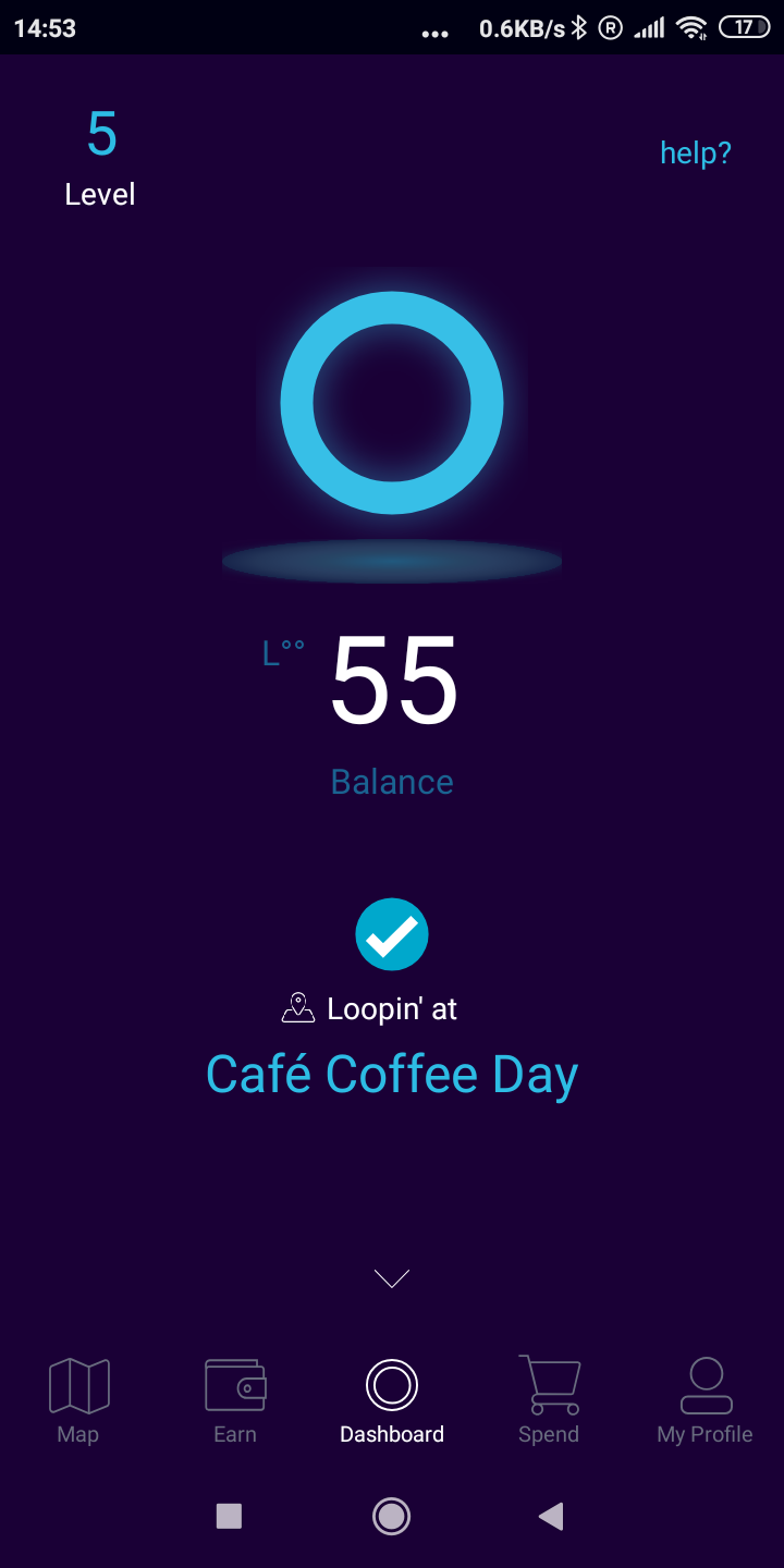 How to use Blockchain-powered Loyalty program Loopin' to earn Loop rewards?