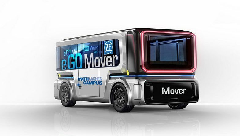 German Mega Supplier – ZF Bets Big Money On Electric And Autonomous Mobility