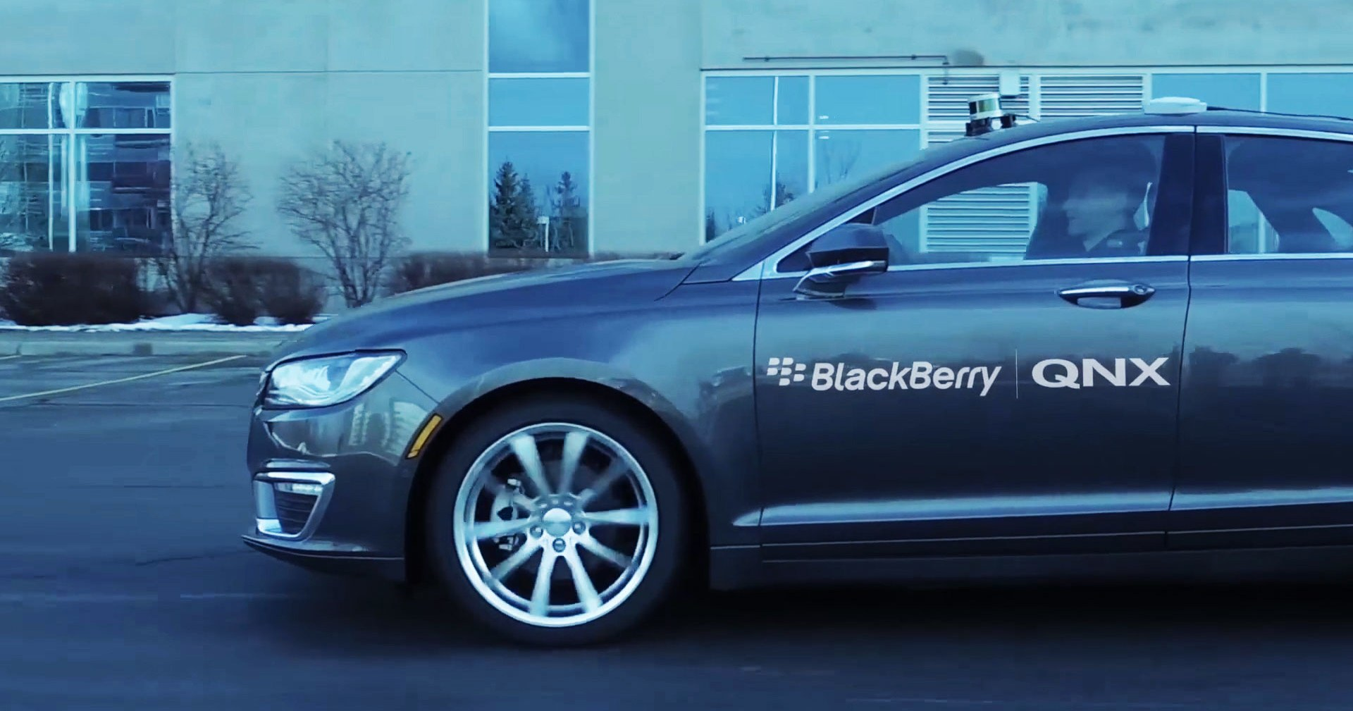 BlackBerry Explores Strategic Alliance With Delphi Automotive