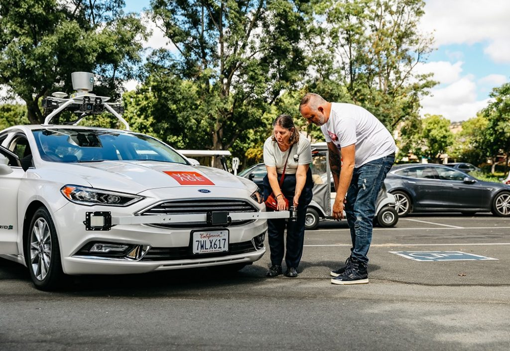 Voyage Tests Self Driving Cars In Retirement Communities