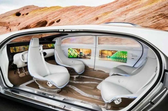 Driverless Cars To Redefine Entertainment Systems