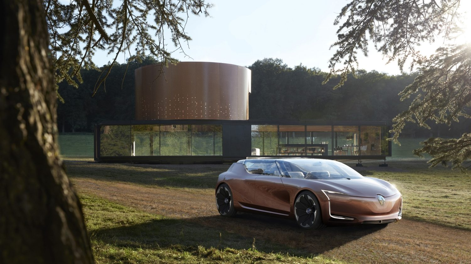 Renault Symbioz : The World's Most Advanced Self Driving Car