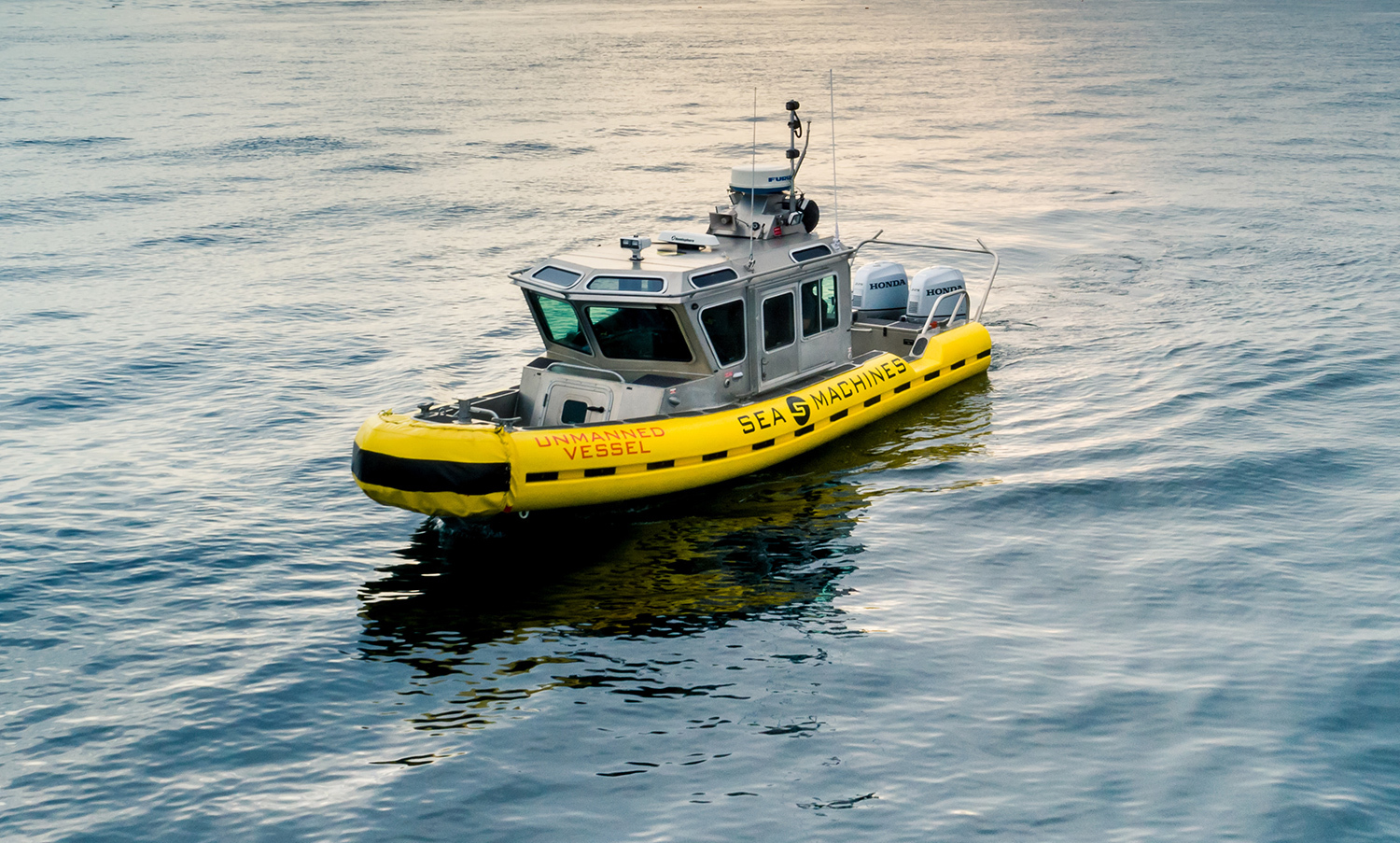 Start Dreaming Beyond Cars, As Startups Are Bringing Autonomy To The Sea