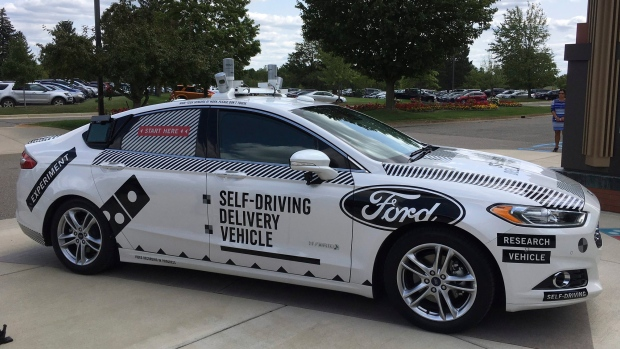 Ford Motors Looking To Expand Their Autonomous Tech Partnerships