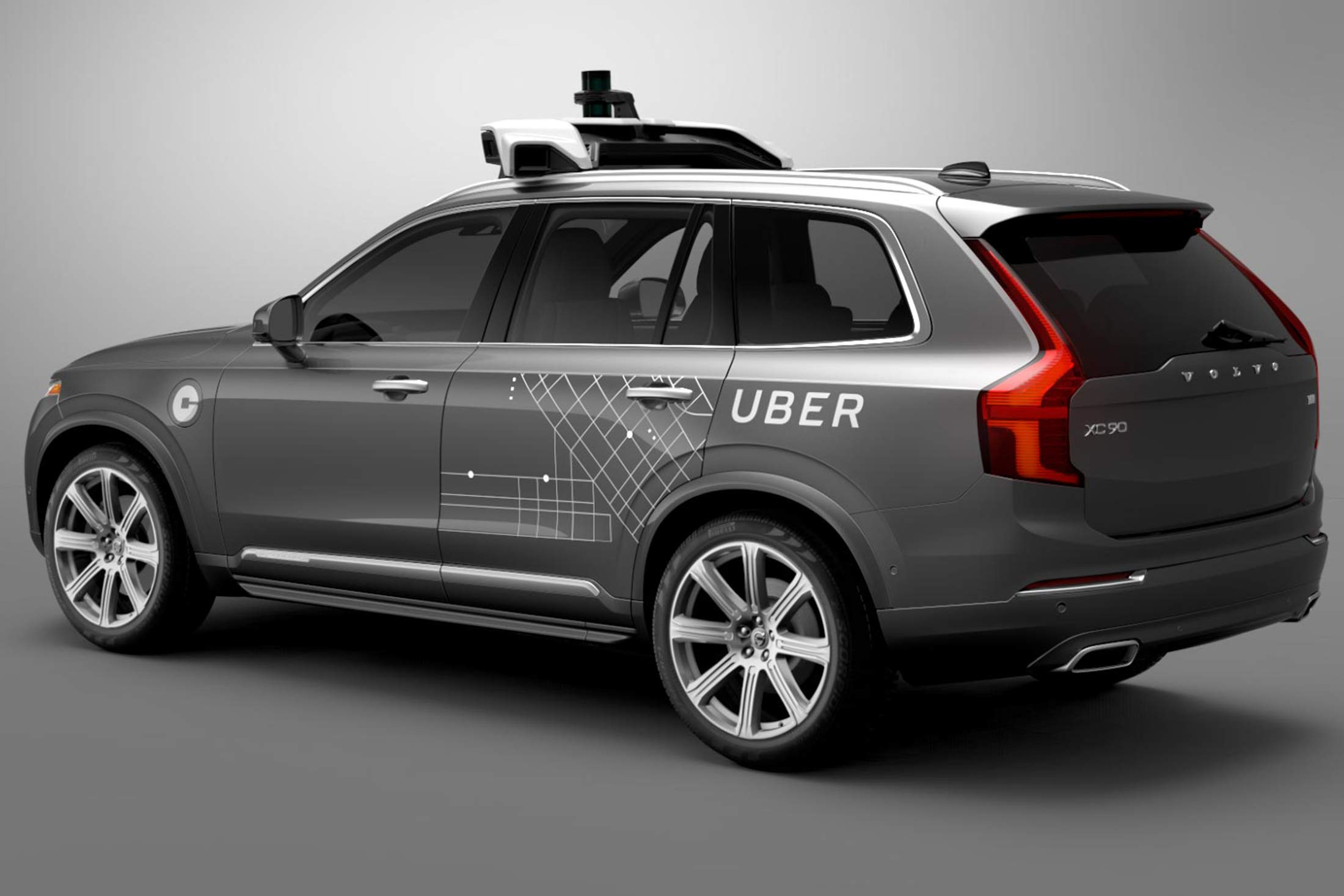 Volvo Signs Deal To Sell Upto 24,000 Autonomous Cars To Uber