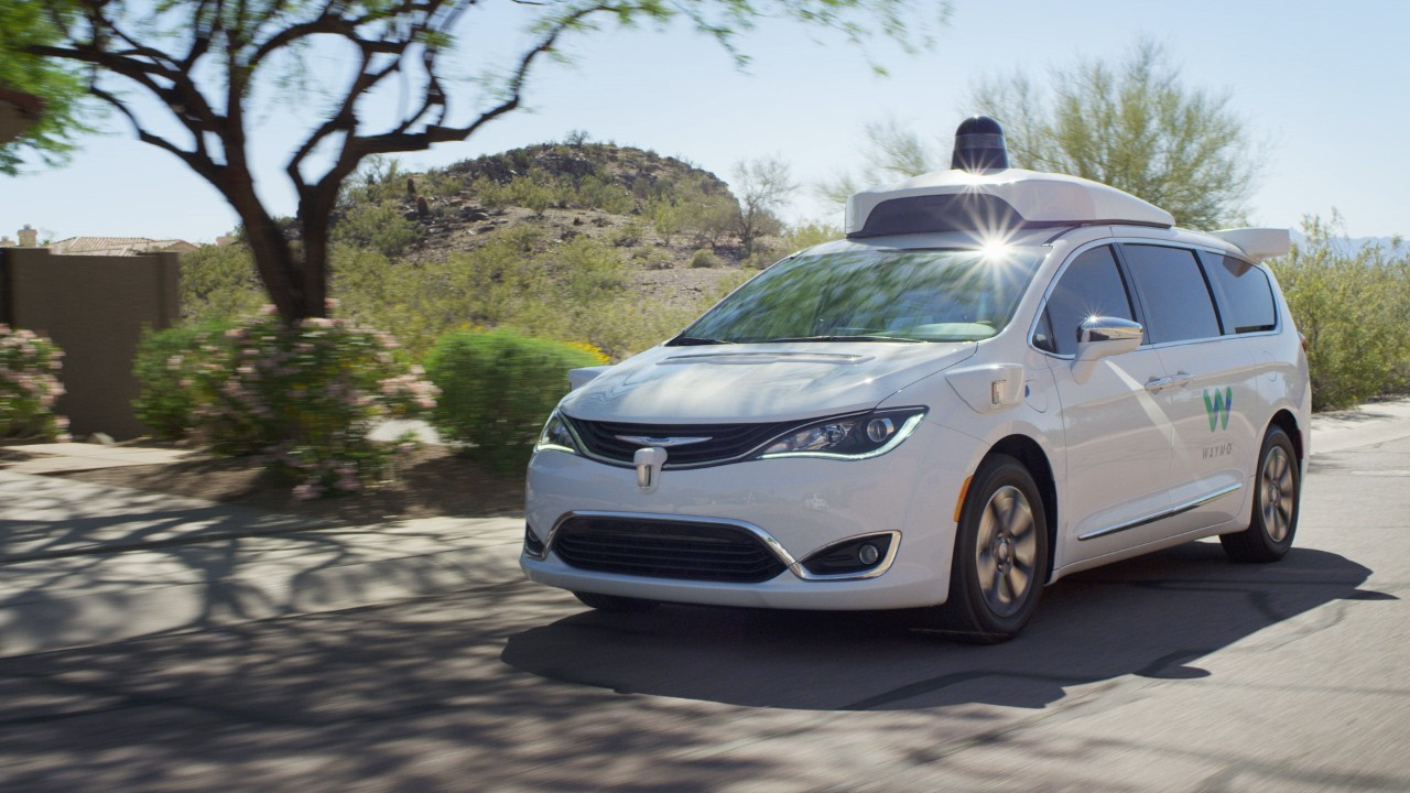 Waymo Completes 4 Million Self Driven Miles