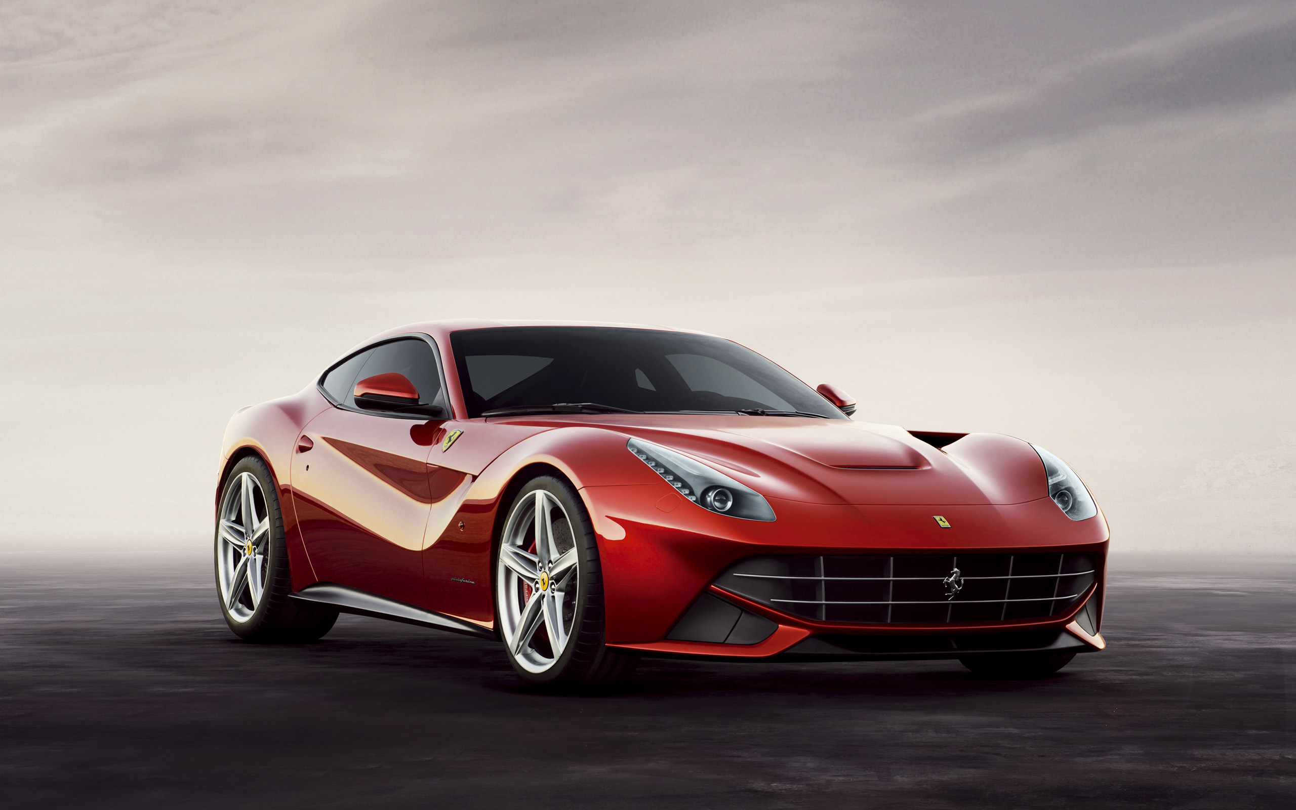 Ferrari Ready To Take On Tesla With Its Version Of An Electric Supercar